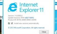 "InternetExplorer11:""请不要再叫我IE"""
