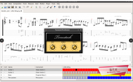 吉他爱好者不可错过的开源软件TuxGuitar免费下载